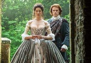 On the Set Video: Outlander Stars Think Jamie and Claire Are TV's Greatest Love Story