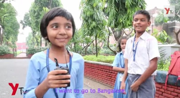 17 Adorable Indian Children Share Their Dreams And Ambitions In The Cutest Video You'll See Today