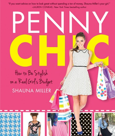 Reading Assignment: Penny Chic by Shauna Miller