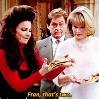 20 Reasons Fran Drescher Was The Best Role Model Of The '90s