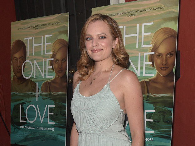 "Elisabeth Moss Says That ""True Detective"" Casting Talk Is ""100% Rumor"""