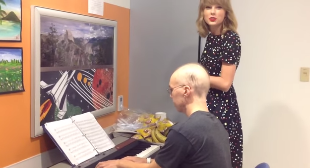 Taylor Swift Performs Sweet Adele Duet With Leukaemia Patient During Hospital Visit