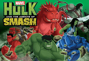 First Look: Marvel's Hulk and the Agents of S.M.A.S.H. Are Back