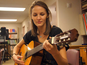 Music therapy uses songs, songwriting to aid memory, motor skills