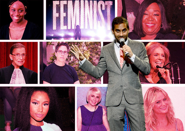 I'm Not Impressed By Aziz Ansari's Feminism