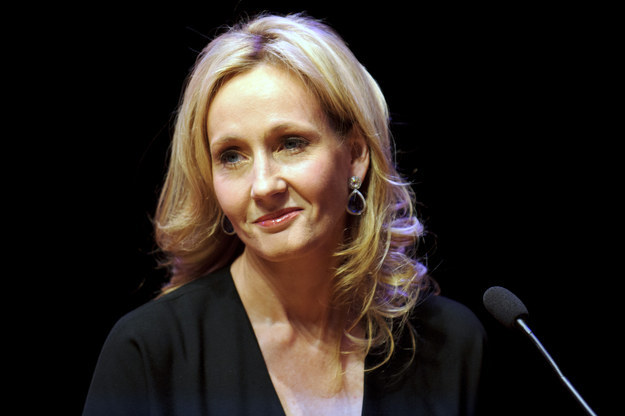 "J.K. Rowling Is Publishing A New ""Harry Potter"" Story For Halloween"