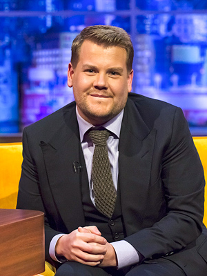 James Corden Welcomes Second Child