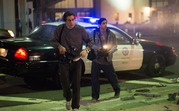 "How ""Nightcrawler"" Pulled Off That Amazing Car Chase"