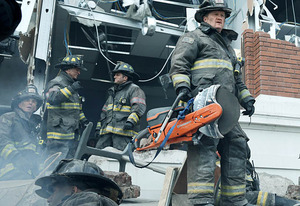 On the Set: Go Behind the Scenes of NBC's Chicago Fire