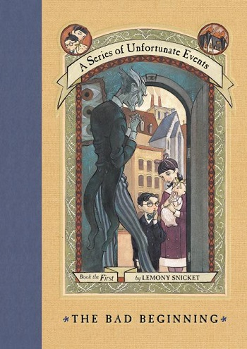 Looks from Books: A Series of Unfortunate Events