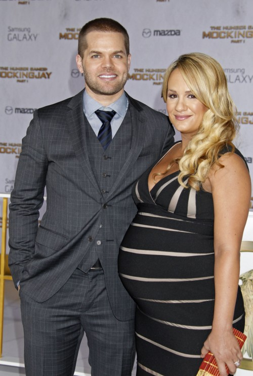 Jenn Brown & Wes Chatham Welcome First Child: John Nash