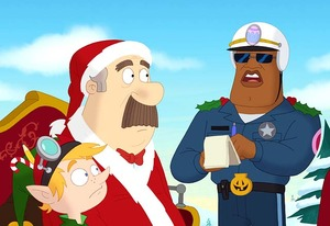 First Look: Inside NBC's New Holiday Special How Murray Saved Christmas
