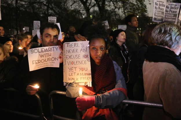 We Asked Londoners What Message They Had For The People In Ferguson