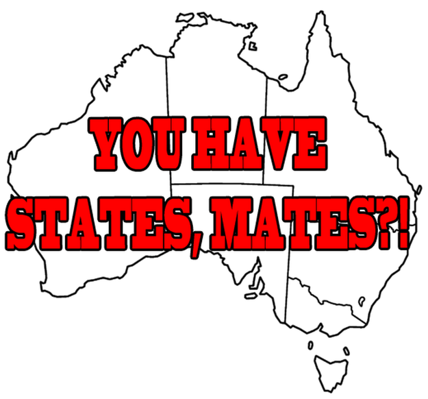 Americans Tried To Label Australia And It Did Not Go Well