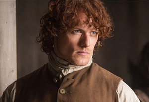 Celebrity Watchlist: Which TV Show Gives Outlander's Sam Heughan Nightmares?