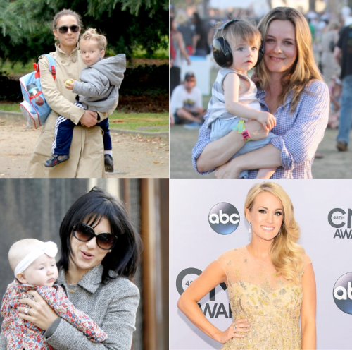 5 Celebrities Who Were Vegan & Vegetarian During Pregnancy