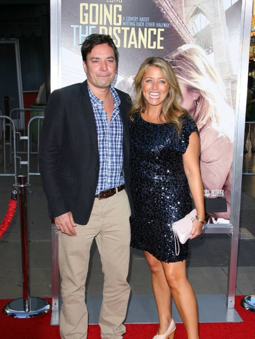 Jimmy Fallon & Nancy Juvonen Welcome Second Child: Frances Cole