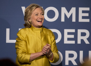 Watch: Hillary Clinton inspires a country music video