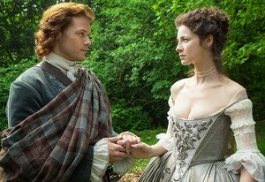 TV Guide Magazine's Fan Favorites Awards: Outlander Couple on Winning Favorite Drama and Duo