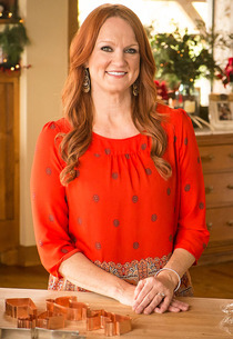 Ree Drummond Cooks Up The Pioneer Woman Cowboy Christmas