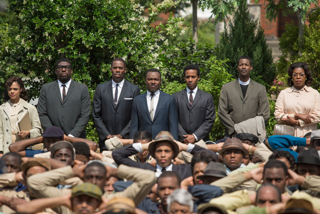 "Ferguson And Eric Garner Have Made ""Selma"" Painfully Relevant"
