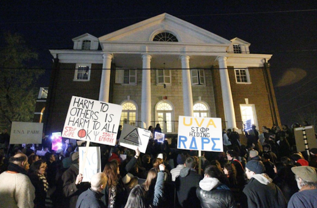 "Rolling Stone Says It ""Misplaced"" Trust In Source On UVA Rape Story"