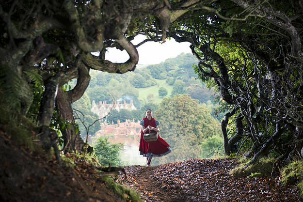 """Behind The Changes That Brought """"Into The Woods"""" From Stage To Screen"""