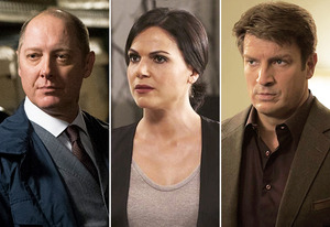 Mega Buzz: Blacklist's Explosive Super Bowl Episode, a Once Return and Castle's Two-Parter