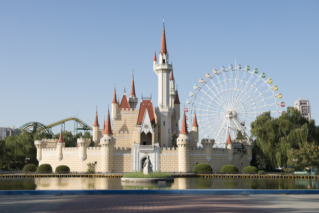 China's Counterfeit Disneyland Is Actually Super Creepy