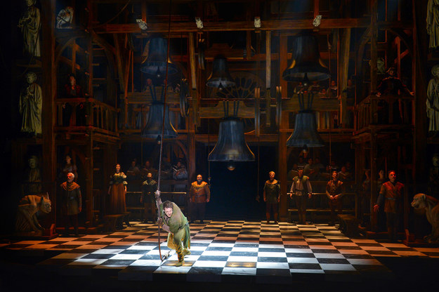 "The ""Hunchback Of Notre Dame"" Musical Is A Far Cry From The Disney Film"