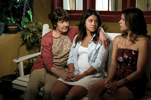 """Jane The Virgin"" Star Hopes Other Latinos See Her Success And Say, ""Why Not Me?"""