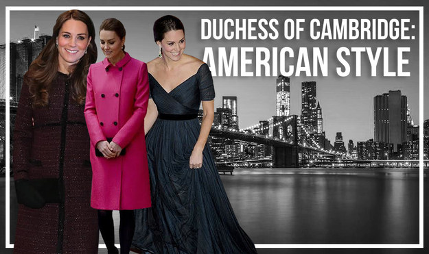 The Definitive Ranking Of Kate Middleton's NYC Tour Outfits