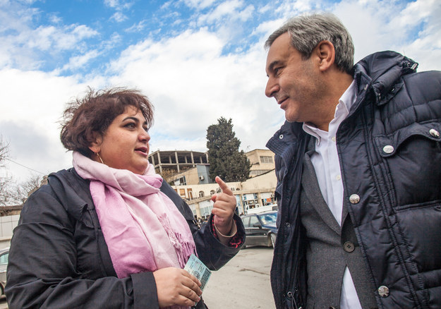 This Journalist's Jailing May Mean The End Of Free Speech In Azerbaijan