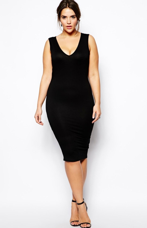 This Little Black Dress Is The Answer To All Your Holiday Party Problems