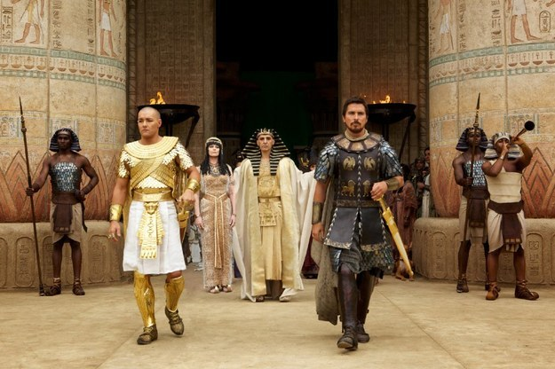 """Exodus: Gods And Kings"" Drew An Uncommonly Diverse Audience Despite Racial Controversy"