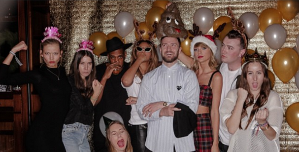 Taylor Swift And Beyoncé's Friendship Continued At A Justin Timberlake Concert
