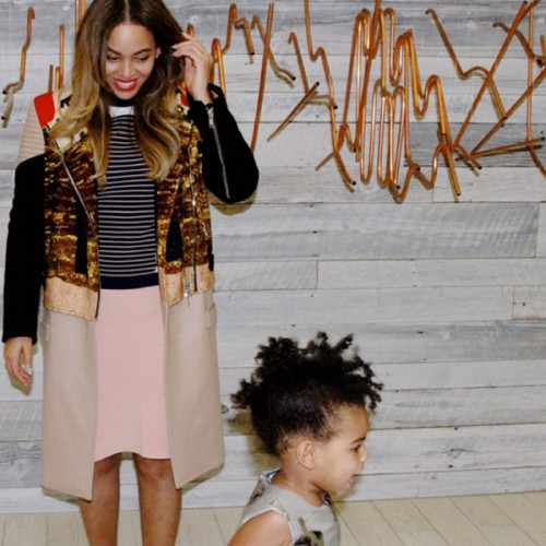 Beyoncé Shares New Family Photo