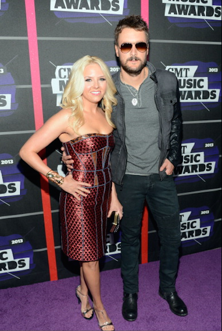 Eric Church & Wife Welcome Baby No. 2: Tennessee Hawkins