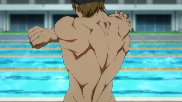 "11 Reasons You Should Be Watching ""Free! – Iwatobi Swim Club"""