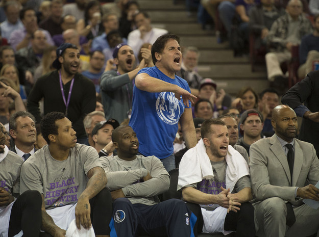 Mark Cuban Picks A Fight With Preet Bharara Over Insider Trading