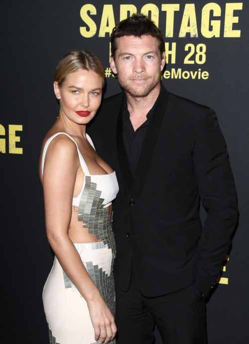 Sam Worthington & Lara Bingle Confirm Son's Name: Rocket Zot