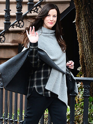 Liv Tyler Shares First Photo of Son Sailor – Check Out the Cute Pic!