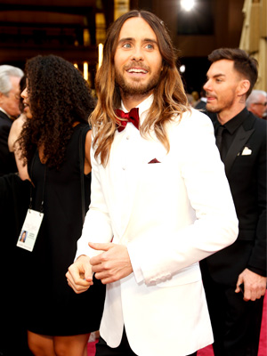 Celebrity Hairstylist Chase Kusero on Prepping Jared Leto for the Oscars